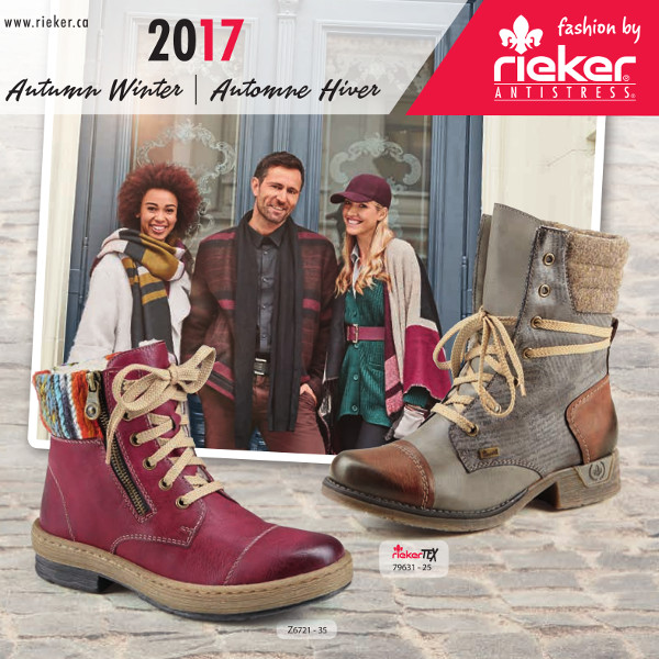 Rieker Fall/Winter Flyer