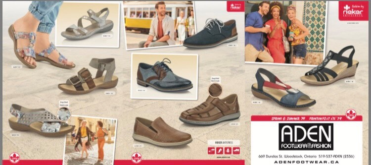 1931780dfdbc Aden Footwear   Fashion - Home