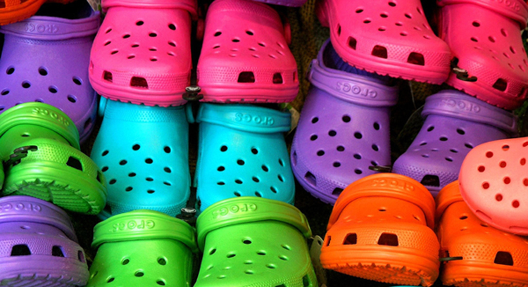crocs lifestyle